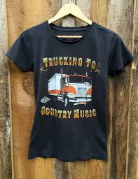 Trucking To Country Music Womens Tee Blk/Color | Bandit Brand ... Cedar Park Lands Transportation Startup Company City To Gain 230 A Hshot Truckers Guide Getting A Cdl Warriors Heavy Haul Trucking Sts History Of The Trucking Industry In United States Wikipedia Welcome Truckingtuesday This Week We Have Lynda Dawn Truck Driving Jobs Refrigerated Freight Services Storage Yakima Wa An Old Cabover Country Trucker Buddy Provides Grants To Classrooms Across Country Cr England Schools Transportation Driver Shortage Raises Shipping Costs Route 80trucking Across Learning How Drive An 18