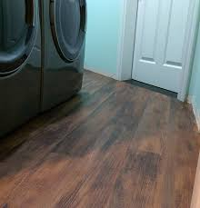 vinyl flooring for laundry room transform your laundry room floor with faux wood vinyl flooring