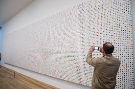 ao on site damien hirst retrospective at tate modern