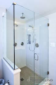using metal tile edge trim in modern bathrooms for amazing