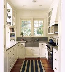 Narrow Galley Kitchen Ideas by Designs For Small Galley Kitchens Small U Shaped Kitchen Designs 4