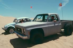100 1974 Chevrolet Truck Muscle Takes On Baja Bug On Roadkill WVideo Motor Trend