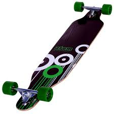 Atom Drop Longboard - Green, 41 Inch: Amazon.co.uk: Sports & Outdoors