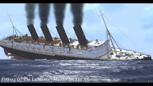 sinking of the lusitania murder on the atlantic youtube