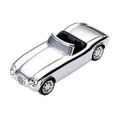 cadeau bureau homme presse papier et porte stylos voiture aimantée décoration de