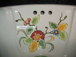 Sherle Wagner Italy Sink by Vintage Sherle Wagner Italian Porcelain Undermount Sink Hand