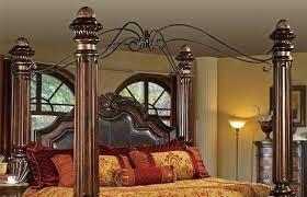 außergewöhnliche viktorianischen himmelbett schlafzimmerde