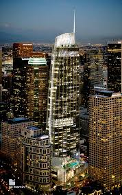 downtown la s new landmark tower wilshire grand to become west