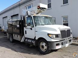 100 Rent A Bucket Truck Stamm TR45 Truck Crane For Sale Or In Hodgkins