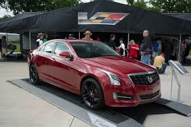 2014 ATS With ficial Cadillac Accessories