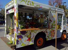 20 Beautiful Flower Truck Ideas For More Exciting And Profitable Sales
