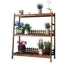 leiter etagere gießen plante indoor topf estante para plantas für wohnzimmer dekoration anlage rack balkon regal blume stehen