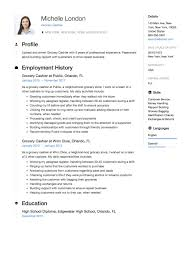 Cashier Resume Sample Writing Guide Resume Genius ... How To Write A Perfect Cashier Resume Examples Included Picture Format Fresh Of Job Descriptions Skills 10 Retail Cashier Resume Samples Proposal Sample Section Example And Guide For 2019 Retail Samples Velvet Jobs 8 Policies And Procedures Template Inside Objective Huzhibacom Rponsibilities Lovely Fast Food