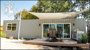 104 40 Foot Shipping Container Modern Ft Home W Gorgeous Interior Youtube