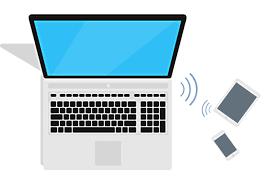 connecter un pc de bureau en wifi transformer un pc en hotspot wifi presse citron
