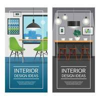 Interior Design Modern Kitchen Background 5 Stock Vektor Kitchen Interior Vector Icons And Graphics For Free