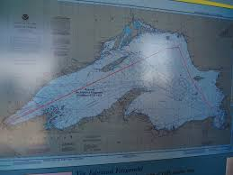 Where Did The Edmund Fitzgerald Sank Map by 11 Historical Photos Of The S S Edmund Fitzgerald