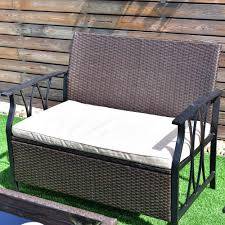 Giantex 4 PC Garden Furniture Set Outdoor Patio Sectional PE ... Outdoor Fniture Fabric For Sling Chairs Phifer Cheap Modern Metal Steel Iron Textilener Teslin Stackable Stacking Arm Terrace Bistro Patio Garden Chair Buy Amazoncom Mzx Wicker Tear Drop Haing Gallery Capeleisure1 Lakeview Bocage 7 Piece Cast Alinum Ding Set Bali Rattan Bag On Carousell New Gray Frosted Glass Interesting Target With Amusing Eastern Ottomans Footrest Ftstools Sale Mkinac 40