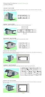 100 Diy Shipping Container Home Plans Container Home Designs From Seattle KONTENER