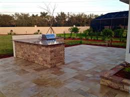 Custom Outdoor Kitchens Naples Fl by Outdoor Kitchen Designs Lombardo Landscaping