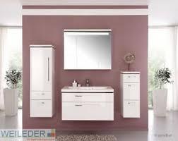 details zu puris cool line badmöbel waschtisch 90 cm spiegelschrank dekorwahl 3 5 tlg 4
