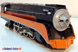 6 Southern Pacific GS 2 Daylight 4 8 4 Lo otive & Tender