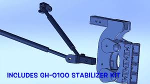 GENY™ Torsion Suspension Hitch, Lifted Trucks; GH-1500 - YouTube