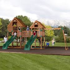 Home Swing Set Paradise Image On Breathtaking Backyard Playground ... Best Backyard Playground Sets Small Swing For Sale Lawrahetcom Playset Equipment Australia Houston Fun Fortress Playhouse Plan Castle Playhouse Wooden Castle And Plans Playsets Plans For Free Design Ideas Of House Outdoor 6station Heavy Duty Cedar 8 Kids Playsets Parks Playhouses The Home Depot Simple Diy Set All Tim Skyfort Ii Discovery Clubhouse Play Clubhouses Plays Tutorials