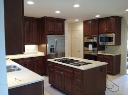 how to replace fluorescent light fixture in kitchen recessed