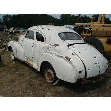 1946-48 Chev Coupe Parts - Car & Truck Parts