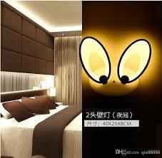 großhandel 11w led wandleuchte innen wohnzimmer esszimmer dekoration beleuchtung schlafzimmer neben wandleuchte treppe korridor leuchten qin88888