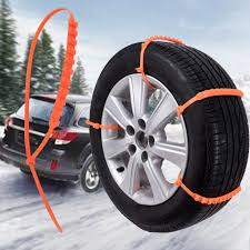 100 Snow Chains For Trucks Car Universal Anti Skid Nylon For Car Truck Mud