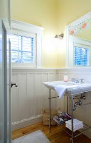 Small Bathroom Wainscoting Ideas by Wainscoting Small Bathroom Best Furniture Decor Ideas