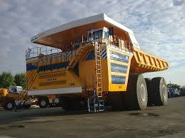 Belaz Presents The Biggest Dump Truck In The World