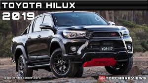 2019 Toyota Truck Reviews