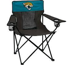 NFL Elite Portable Folding Chair — QVC.com