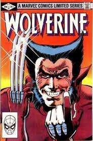 Wolverine Comic Book