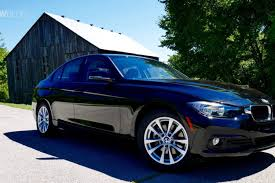 TEST DRIVE 2016 BMW 320i Sedan