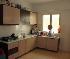 Simple Kitchen Interior Design Small Interiors With Decor