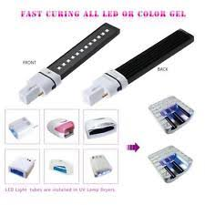 4 pcs 9w 365 405nm uv led curing l light bulb kit for nail
