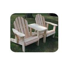 woodworking project paper plan to build glider chair woodcraft