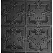 current 2 ft x 2 ft lay in ceiling tile in rubbed bronze