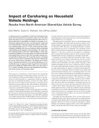 100 Truck Rental Berkeley PDF The Impact Of Carsharing On Household Vehicle Ownership