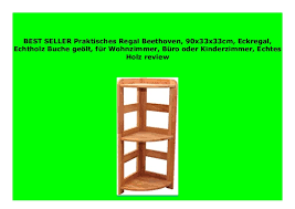 best buy praktisches regal beethoven 90x33x33cm eckregal