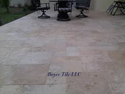 travertine tile boyer tile