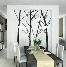 Contemporary Bedroom Wall Art Ideas Decor Dining Room