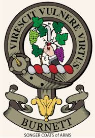 Scottish Clan Badge