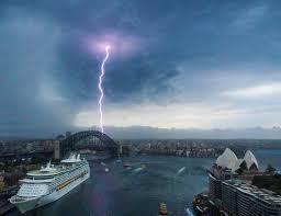 Sydney Storm December 20 2017 Pictures Extreme Lightning