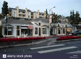 100 Sunset Plaza Apartments Anaheim Los Angeles Shopping Stock Photos Los Angeles Shopping