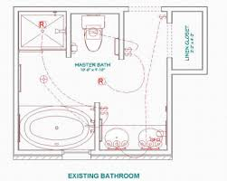 Master Bathroom Layout Ideas by Bathroom Design Layouts Best 25 Small Bathroom Floor Plans Ideas